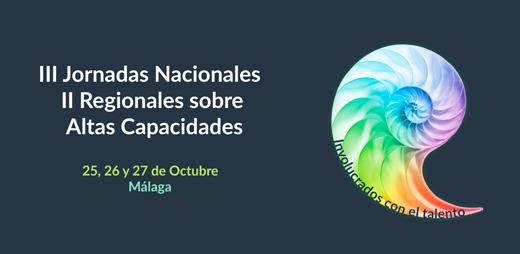 Jornadas sobre Altas Capacidades Intelectuales Málaga
